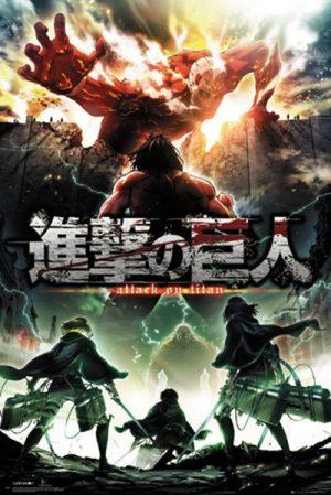 Attack on Titan Maxi Poster