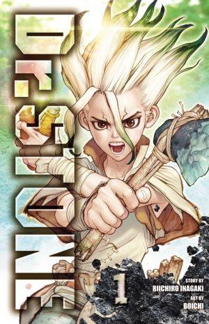 Dr. Stone - Volume 1