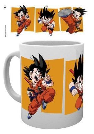 Dragon Ball Goku Mug