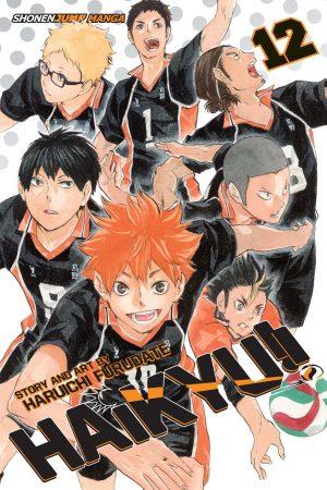 Haikyu!! Volume 12