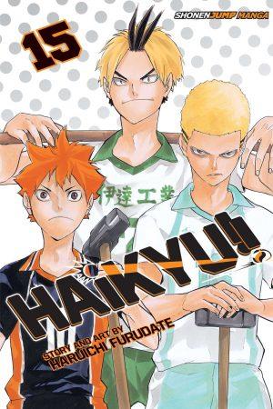 Haikyu!! Volume 15