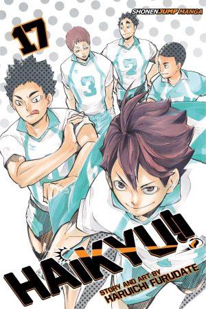Haikyu!! Volume 17