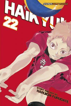 Haikyu!! Volume 22
