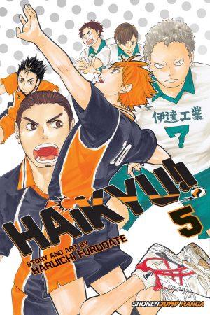 Haikyu!! Volume 5