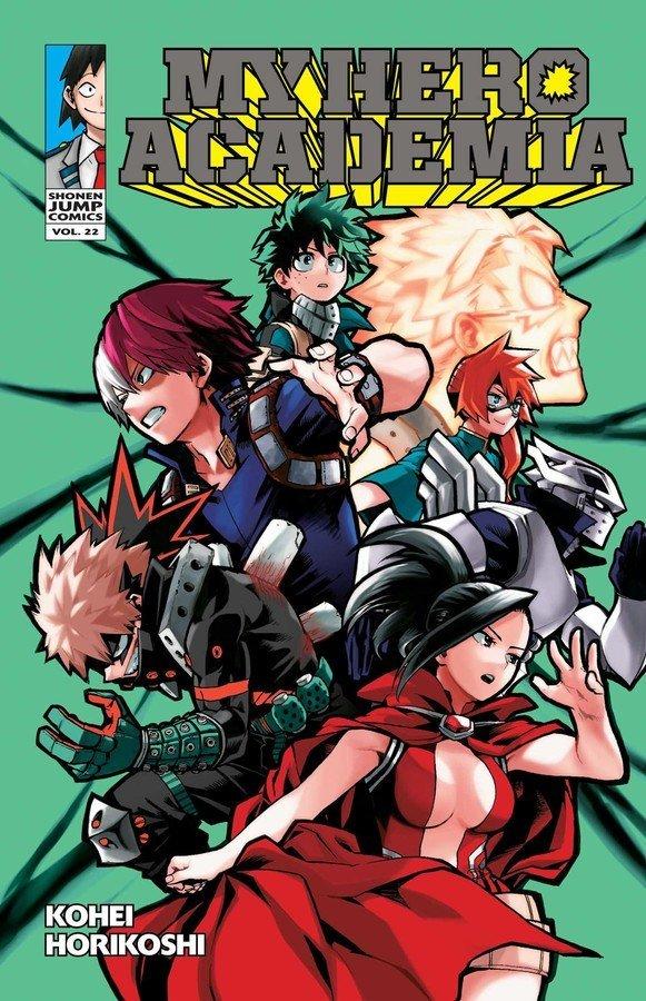 My Hero Academia - Volume 22