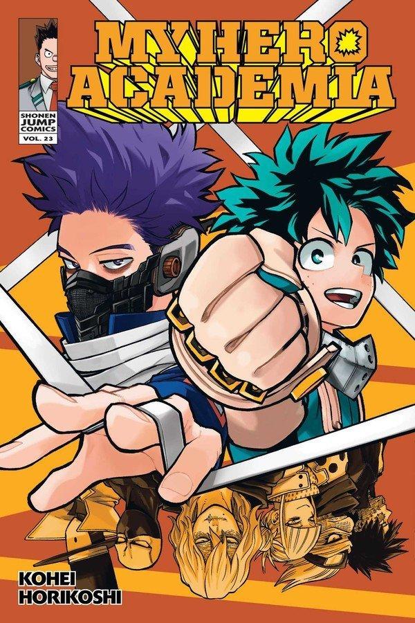 My Hero Academia - Volume 23
