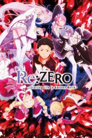 Re:Zero maxi poster