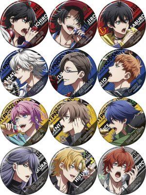 Hypnosis Mic badges