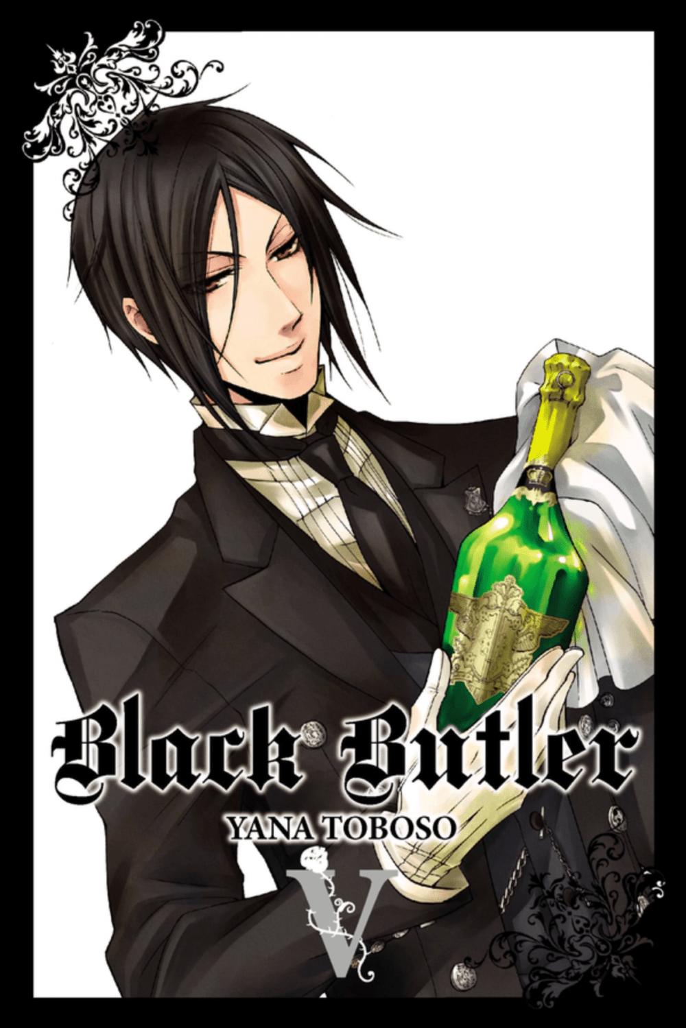 Black Butler - Volume 5