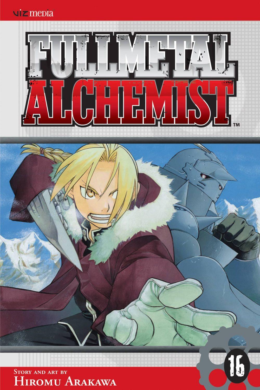 Fullmetal Alchemist Volume 16