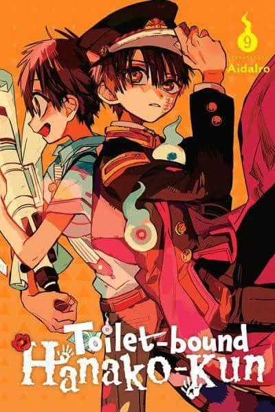 Toilet-bound Hanako-kun - Volume9