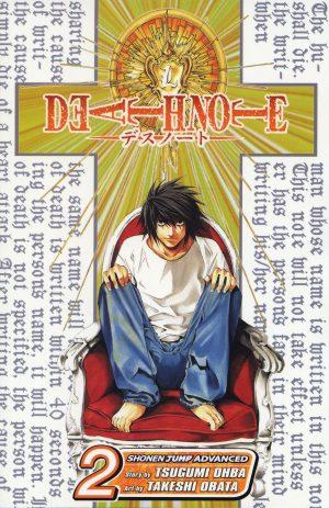 Death Note - Volume 2