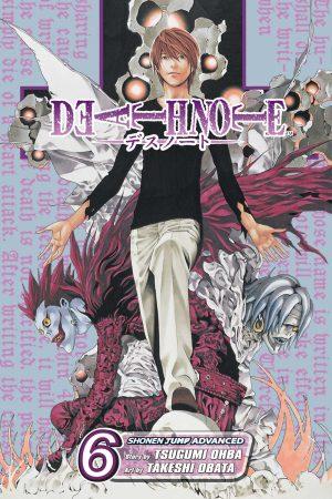 Death Note Volume 6